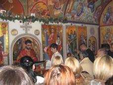 32 Бадње вече и Божић у Манастиру Житомислић