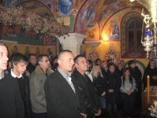43 Бадње вече и Божић у Манастиру Житомислић