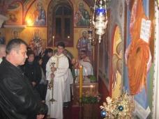 48 Бадње вече и Божић у Манастиру Житомислић