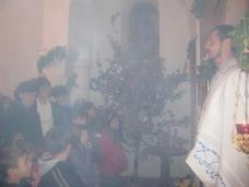 22 Мостарски Срби дочекали су Божић на поноћним литургијама