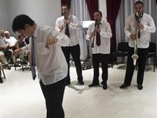 8 Концертом квартета \'\'Невски\'\' отворене \'\'Шантићеве вечери поезије 2012\'\'