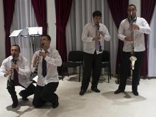 9 Концертом квартета \'\'Невски\'\' отворене \'\'Шантићеве вечери поезије 2012\'\'