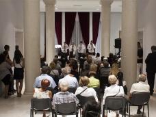 10 Концертом квартета \'\'Невски\'\' отворене \'\'Шантићеве вечери поезије 2012\'\'