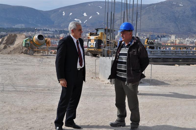 6 Посјета градоначелника Мостара