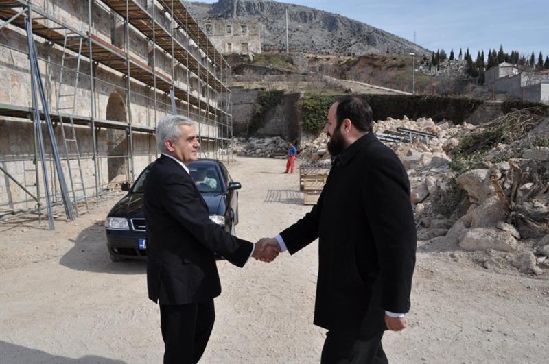 3 Посјета градоначелника Мостара