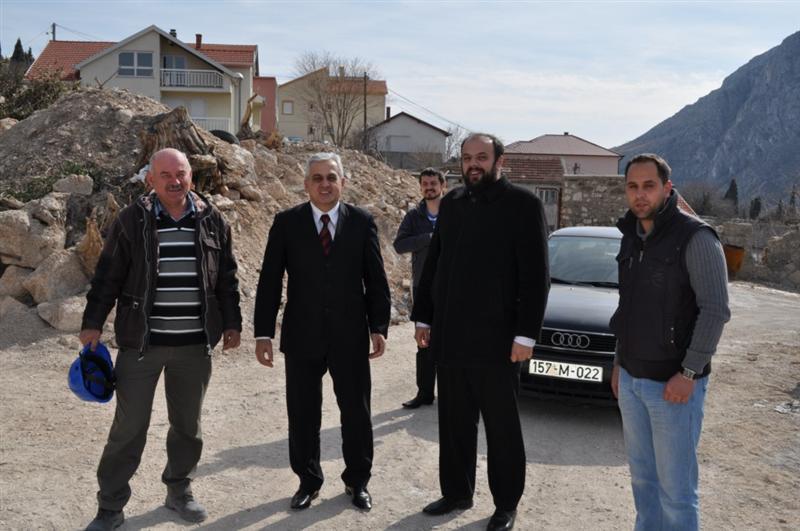 7 Посјета градоначелника Мостара