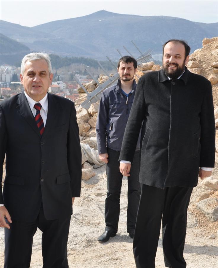 2 Посјета градоначелника Мостара