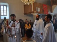 1 Св. Литургија на Цвијети у Мостару