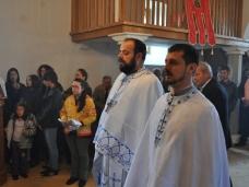 3 Св. Литургија на Цвијети у Мостару