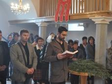 4 Св. Литургија на Цвијети у Мостару