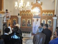 6 Св. Литургија на Цвијети у Мостару
