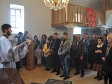 10 Св. Литургија на Цвијети у Мостару