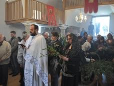 14 Св. Литургија на Цвијети у Мостару