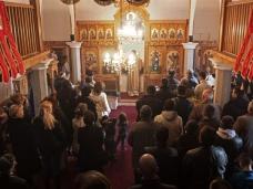 10 Светa Архијерејскa Литургијa у Мостару