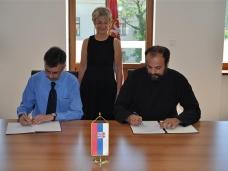 2 Потписан протокол  о формирању библиотеке у Мостару