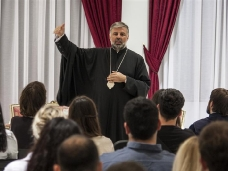 1 Предавање Eпископа Григорија у Мостару