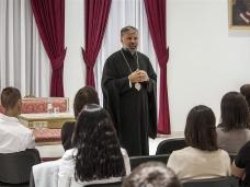 4 Предавање Eпископа Григорија у Мостару
