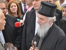 27 Посјета Патријарха Иринеја Мостару