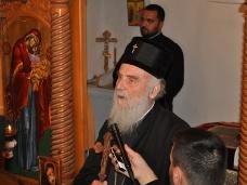 37 Посјета Патријарха Иринеја Мостару