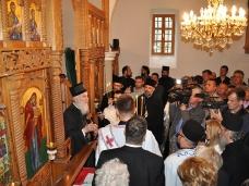 42 Посјета Патријарха Иринеја Мостару