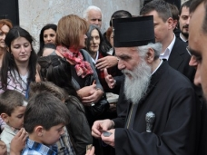 48 Посјета Патријарха Иринеја Мостару