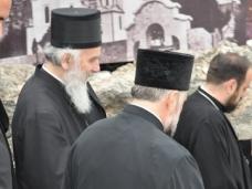 61 Посјета Патријарха Иринеја Мостару