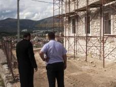 2 Новоизабрани градоначелник Требиња г. Славко Вучуревић посјетио ЦО Мостар