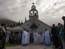 1 Св. Арх. Литургија у Мостару