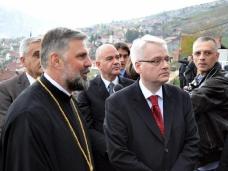 5 Посјета Предсједника Републике Хрватске Иве Јосиповића