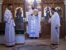 2 Света Литургија и  молебaн за почетак нове школске године у Мостару