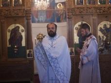 6 Света Литургија и  молебaн за почетак нове школске године у Мостару
