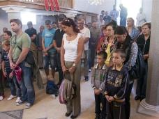 9 Света Литургија и  молебaн за почетак нове школске године у Мостару