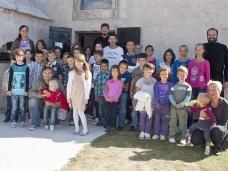10 Света Литургија и  молебaн за почетак нове школске године у Мостару
