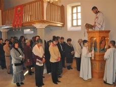 1 Светa Архијерејскa Литургијa у Старој цркви у Мостару
