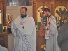 4 Светa Архијерејскa Литургијa у Старој цркви у Мостару