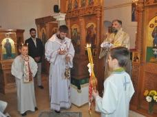 5 Светa Архијерејскa Литургијa у Старој цркви у Мостару