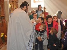 6 Светa Архијерејскa Литургијa у Старој цркви у Мостару