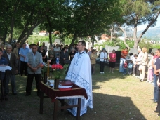 1 Света Литургија у Раштанима