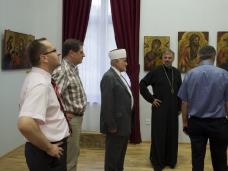 5 Посјета мостарског муфтије Сеида еф. Смајкића