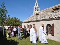 9 Слава Старе цркве у Мостару