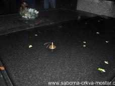3 Оскрнављено православно гробље у Раштанима