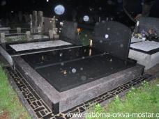4 Оскрнављено православно гробље у Раштанима