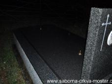 5 Оскрнављено православно гробље у Раштанима