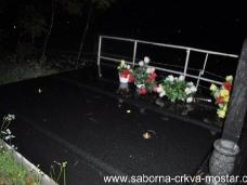 7 Оскрнављено православно гробље у Раштанима