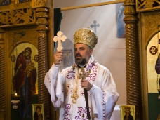 20 Света Архијерејска Литургија у Мостару