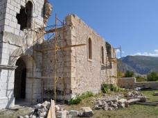 4 Oбнова Цркве Светог Василија Острошког у Благају