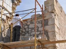 8 Oбнова Цркве Светог Василија Острошког у Благају