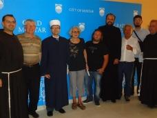 4 Међурелигијски сусрет представника религијских заједница Мостара и Montegrota