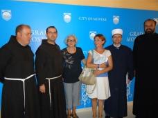 2 Међурелигијски сусрет представника религијских заједница Мостара и Montegrota