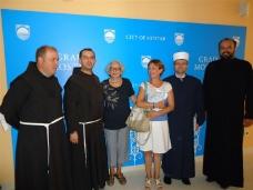 3 Међурелигијски сусрет представника религијских заједница Мостара и Montegrota